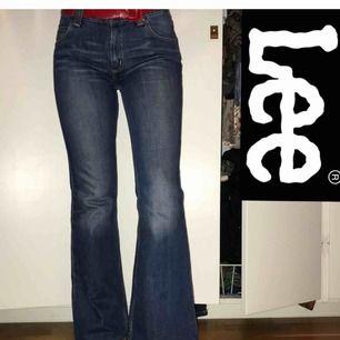 Lee jeans i mycket fint och rejält skick! I princip oanvända. +Frakt 45kr