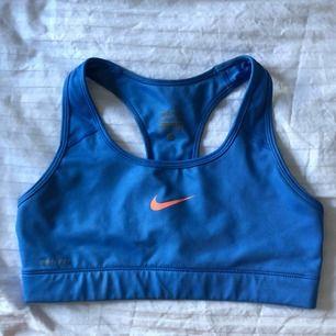 Sport-bh från Nike, använd ett par gånger och såklart tvättad