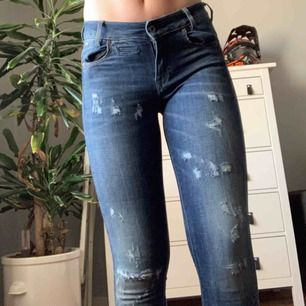 Limited edition G-Star jeans.