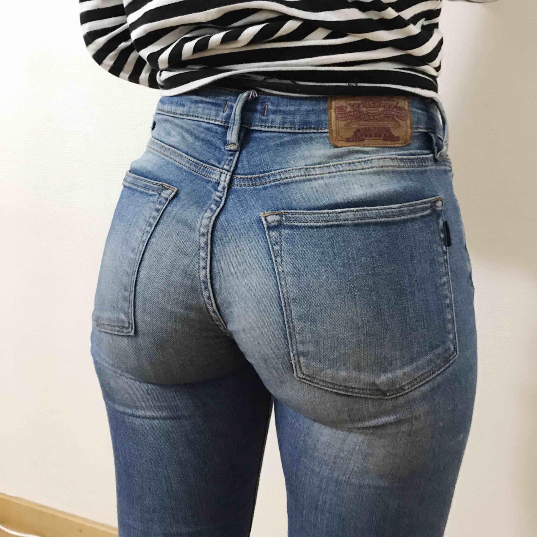 73befcc9 Ett par super snygga jeans från märket crocker, knappt använda så dem är i  mycket ...