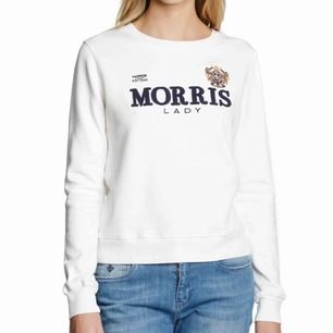 Lady Morris tröja vit stl small