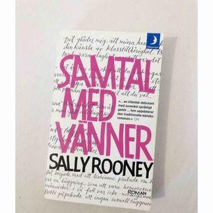 Pocketbok, Samtal med vänner av Sally Rooney.