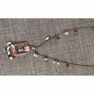 halsband från noanoa nickelfritt 45-47 cm långt