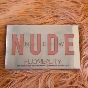 Huda beauty nude ögonskuggspalett oanvänd oöppnad