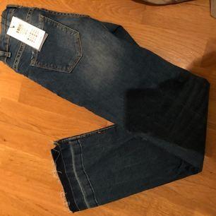 HELT NYA! jeans från asos, kick boot modell