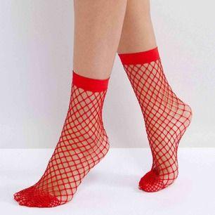 Helt nya röda asos fishnet strumpor! 👀🌹