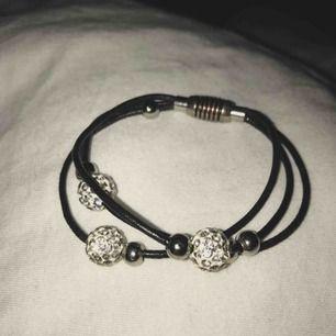Pärl armband! Magnetknäppe