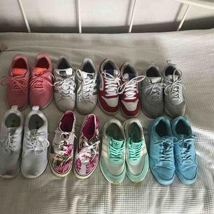 Rensar bland mina skor. Pris kan vi diskutera.  Storlek 37,5 37 1/3 eller 38