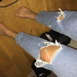 """Fina """"boyfriend"""" jeans från Gina!"""
