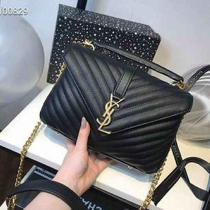 Ysl bag, endast 1300kr!! Följ min instagram för mer @luxuryfashion166