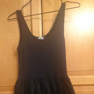 Svart klänning från Bik Bok