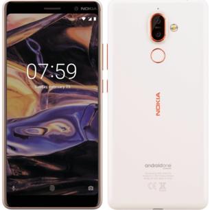 Säljer min Nokia 7 plus. Köpt i Augusti 2018, kvitto finns. Har haft skal på den sedan den köptes. Finns inga skador eller repor på den. Laddare,hörlurar och kartong medföljer.Hämtas i Eskilstuna eller skickas med post. Köparen står för frakten. Pris kan diskuteras.