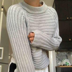 Stickad tröja från Monki