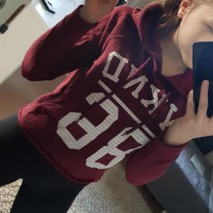 Cropped hoodie XS