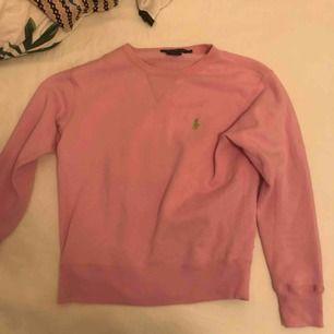 Supersnygg rosa Ralph lauren tröja