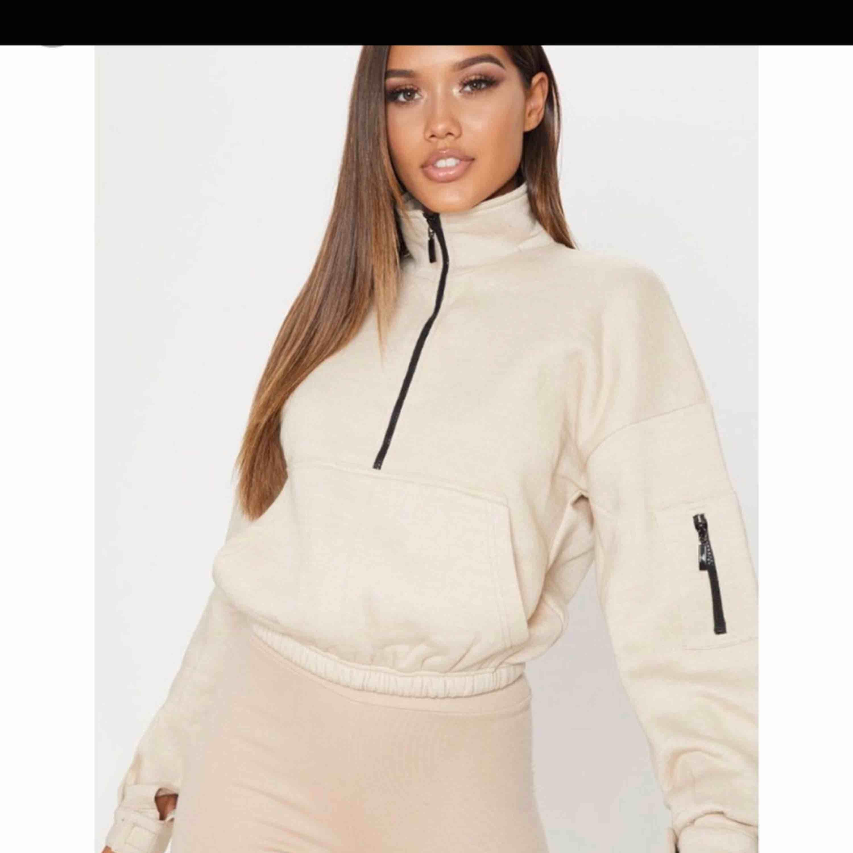 En jättefin sweater som inte kommer till användning, fråga privat efter flera bilder! . Huvtröjor & Träningströjor.