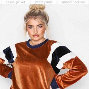 Velvet-tröja från Nelly, använd max 3 ggr💘