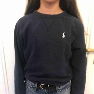Ralph Lauren tjock tröja.