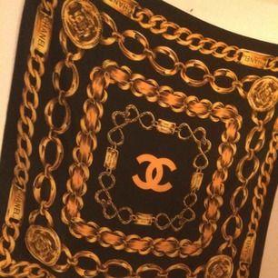 Chanel 31 rue cambon Paris silkes schal.