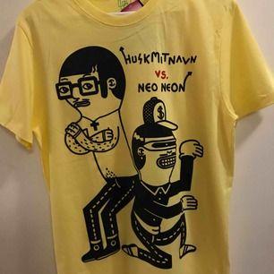 """En ny """"Husk mit navn"""" t-shirt i storlek M.  20:- + Frakt 18:- =38:- totalt"""