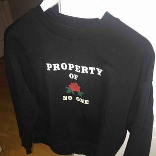 Jättefin sweatshirt från carlings. 150kr inkl frakt
