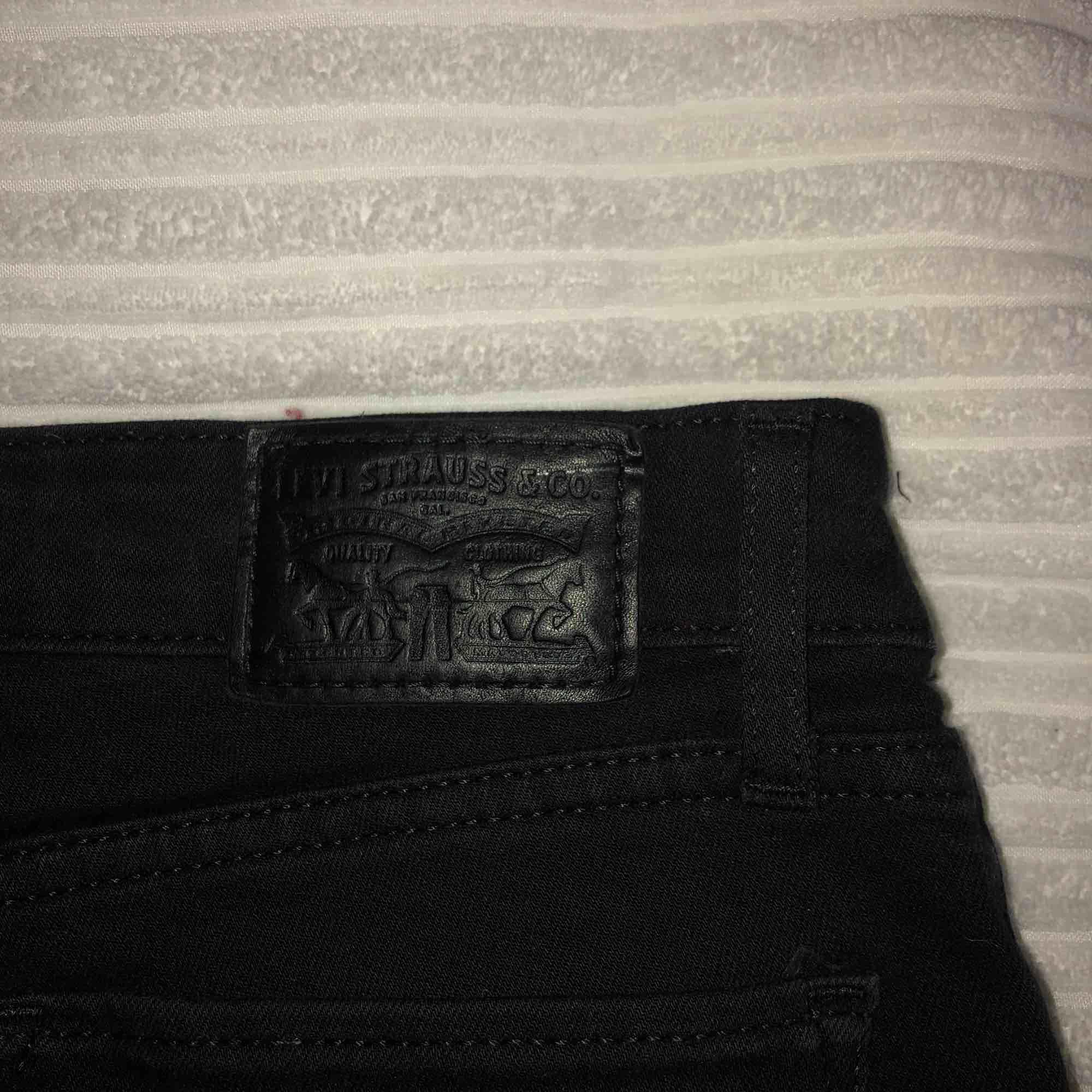 Levi's 715 bootcut i strlk 24 som motsvarar en XS.. Jeans & Byxor.