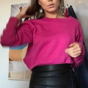 Klarrosa sweatshirt från monki🤩🤩
