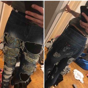 Jeans i storlek w27 från only