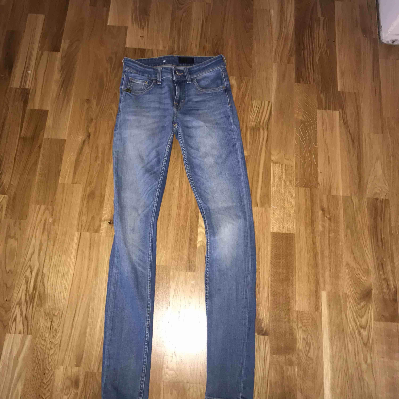 Tiger of sweden jeans storlek 25 / 30 använda 1 gång nypris 1200kr. Jeans & Byxor.