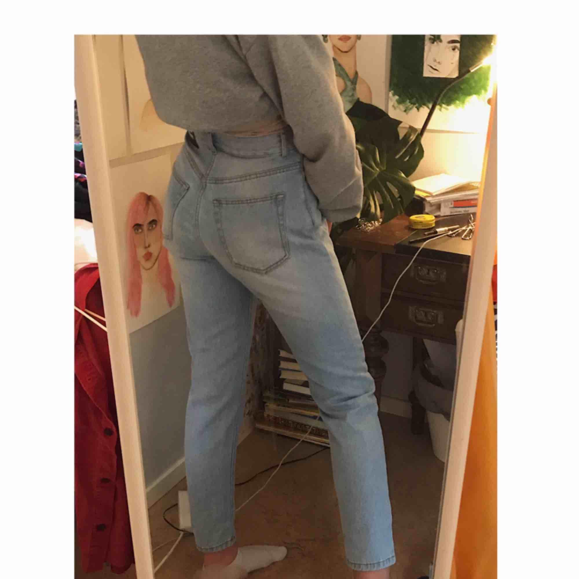 Aldrig använda Då dem inte kmr t användning  Köpt för:600 kr. Jeans & Byxor.