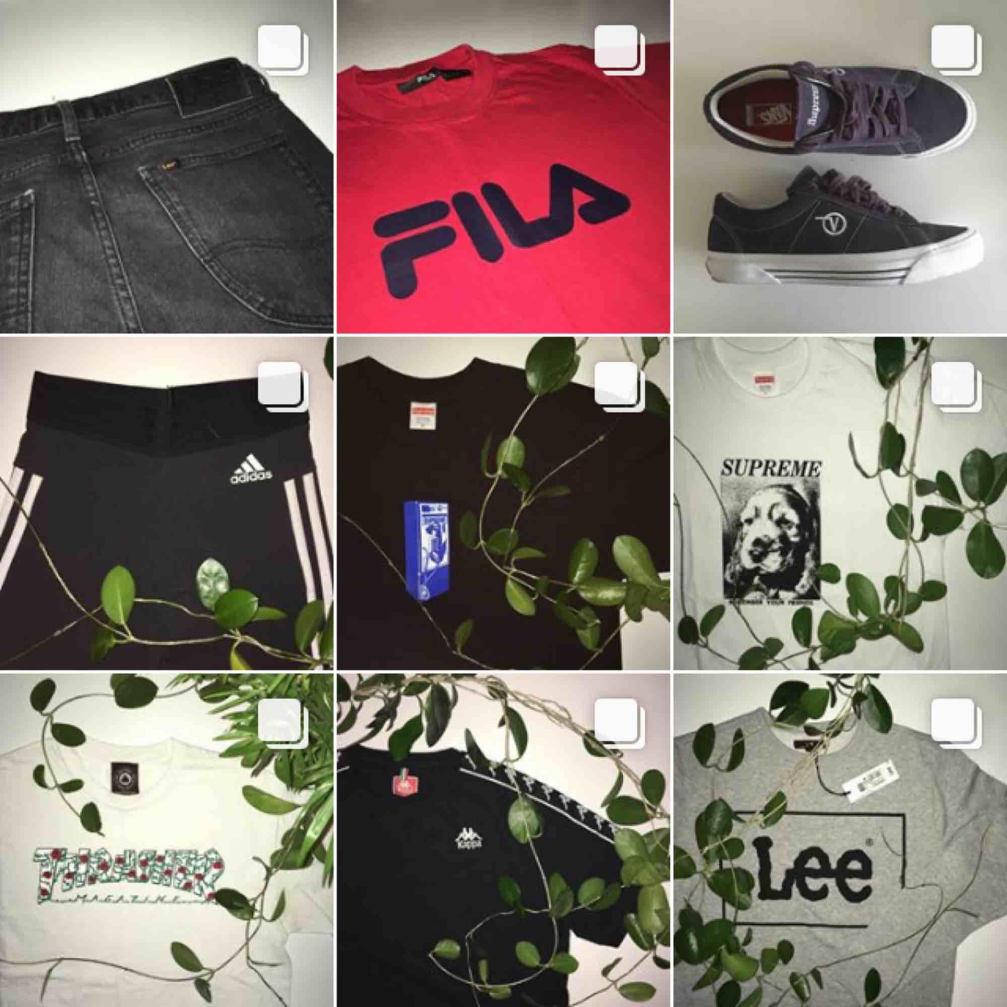 Finns många fina kläder och skor på min instagram, sök colorblockuf så hittar du dem! Finns vintage och nya kläder! Billigt pris!. Huvtröjor & Träningströjor.