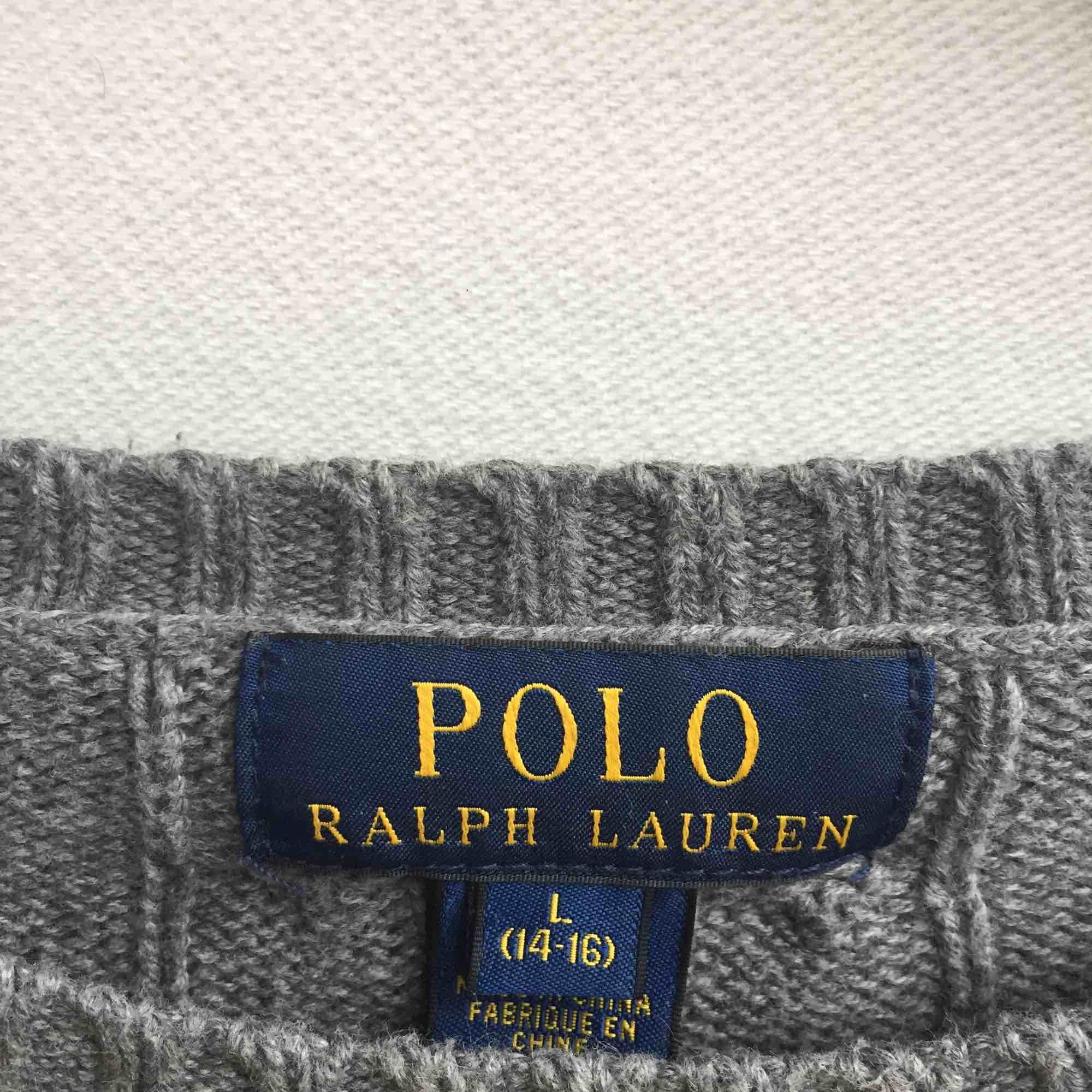 Ralph Lauren tröja. Basic. Large men funkar som Small. Tar Swish.. Tröjor & Koftor.