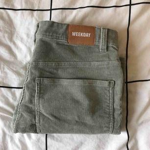 Shorts i grön manchester! Supermjuka och bekväma! Köpta på weekday