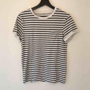 Randig t-shirt från hm!