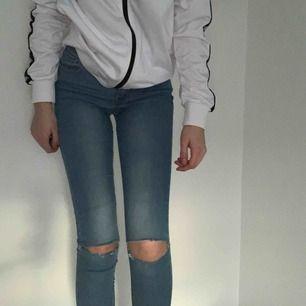 💙snygga tighta skinny jeans från Levis💙 frakt 50kr