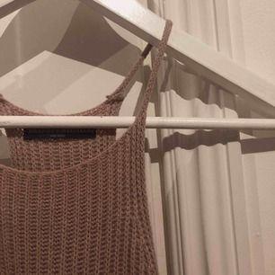 Fin nude färjad virkat linne från brandy Melville