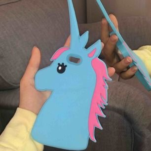 Unicorn skal för iPhone 6S, i silicon