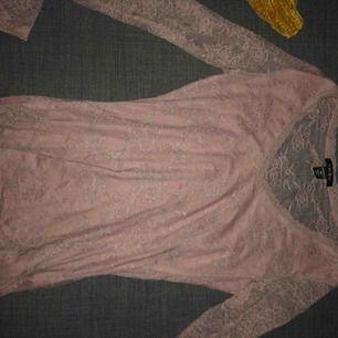 En jättefin spets tröja! Aldrig använt. 50kr + frakt, fler bilder vid intresse❣️