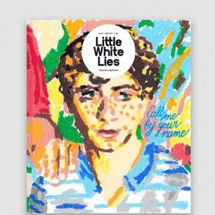 little white lies call me by your name issue 71! helt ny och still i förpackningen.