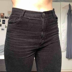 Svarta Manchester-byxor från Zara! Pris kan diskuteras