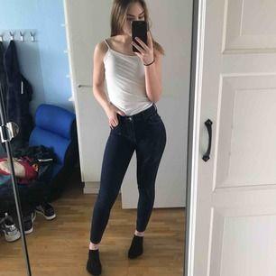 Levis High Rise super skinny , nypris 1100kr