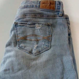 Riktigt fina jeans, de är dock för små för mig.