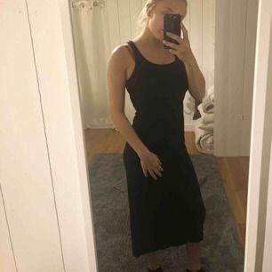Super fin långklänning från h&m!