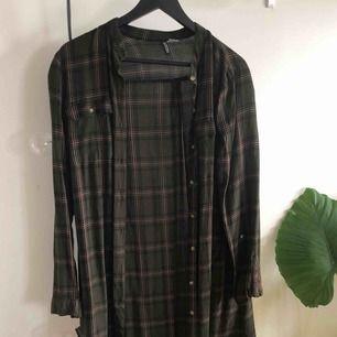 Längre skjorta/skjortklänning