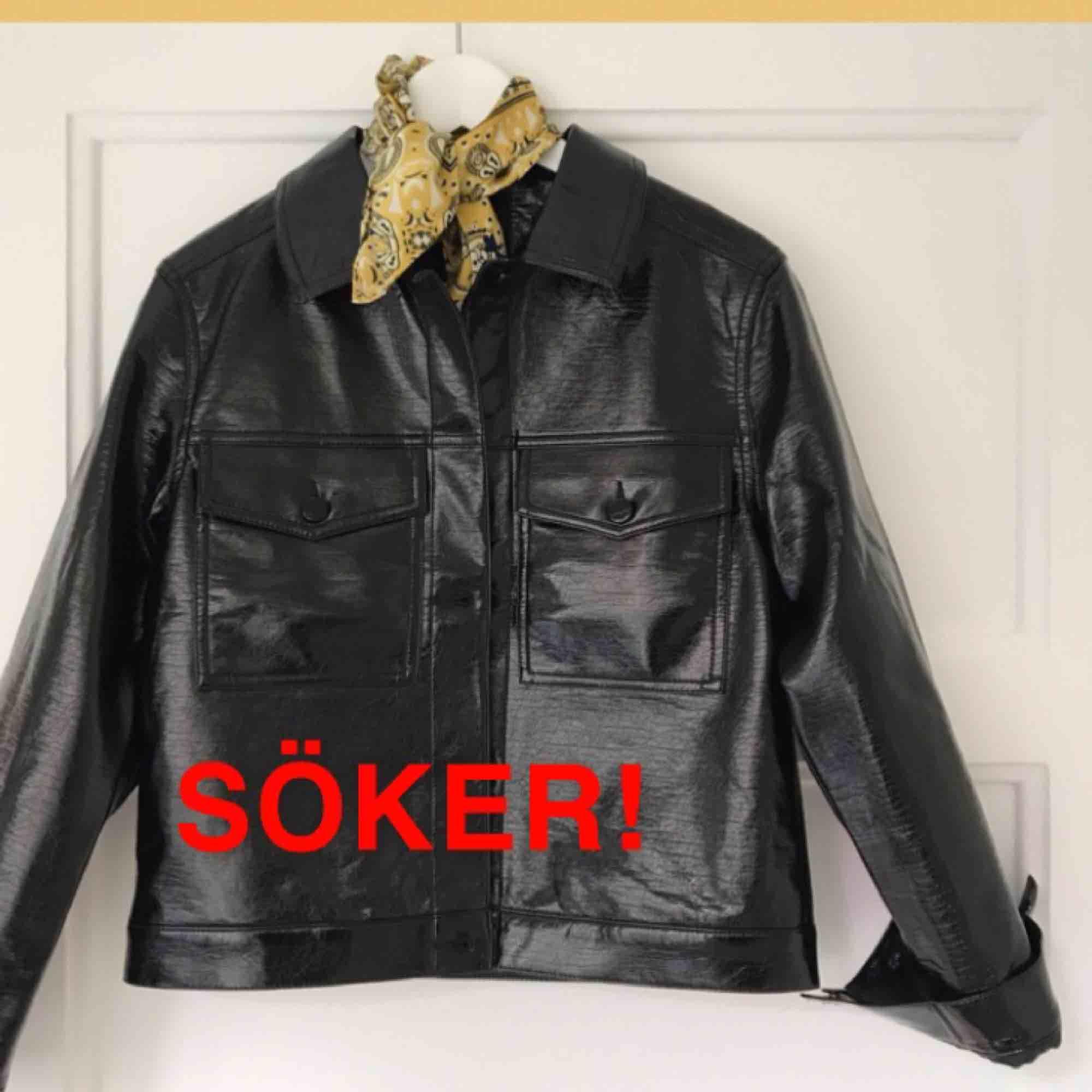 Söker denna jacka från Monki i strl XS.. Jackor.