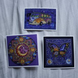 Magiska stickers för 9kr styck, frakt 9kr. Köp alla för 20kr +frakt