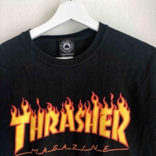 Cool t-shirt från Thrasher. 200 kr eller högsta bud