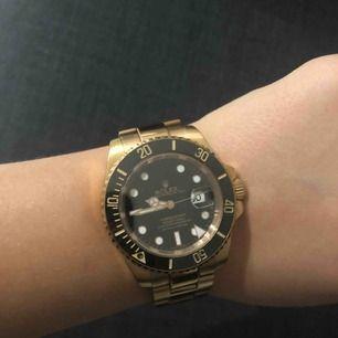 Rolex klocka priset kan diskuteras :)