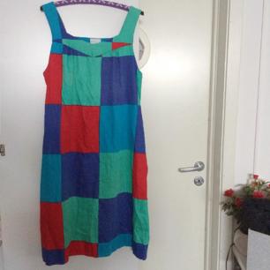 Vintage hängelklänning i nyskick.❣