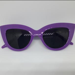 Asballa lila vintage cateyebrillor! FRI FRAKT!